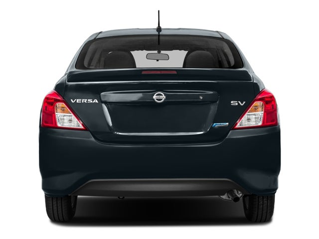 2017 nissan versa sedan 1 6 sv naples fl serving cape coral fort myers estero florida. Black Bedroom Furniture Sets. Home Design Ideas