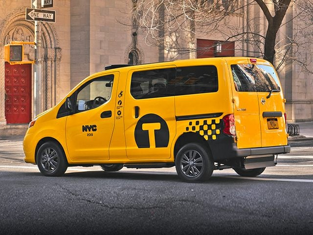 2014 Nissan Nv200 Taxi Naples Fl Serving Cape Coral Fort Myers