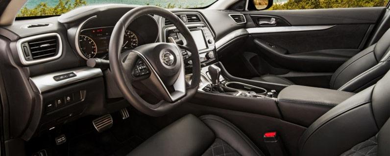 2016 Maxima Interior >> Nissan Maxima In Top 10 For Best Interior Uncategorized