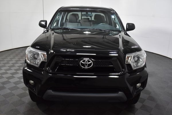 2015 Toyota Tacoma Base 4Dr Double Cab 4WD