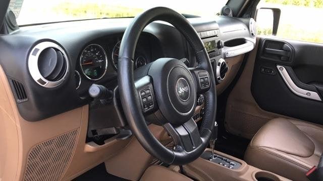 2014 Jeep Wrangler Unlimited Sahara In Naples, FL   Naples Nissan